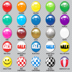 Balloon Bobber Parts & Accessories