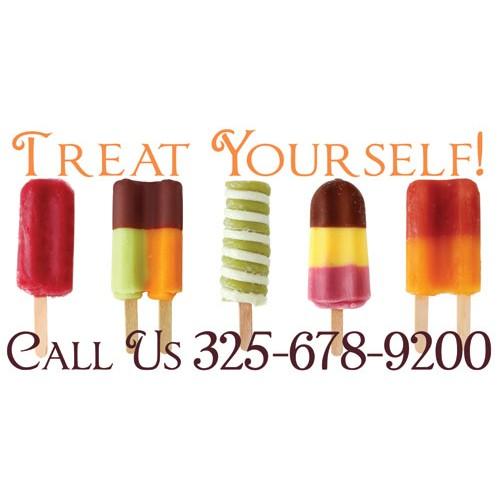 Popsicles Banner