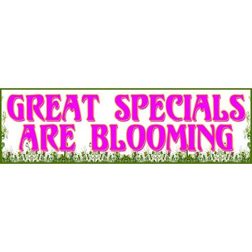 Spring Garden Banner