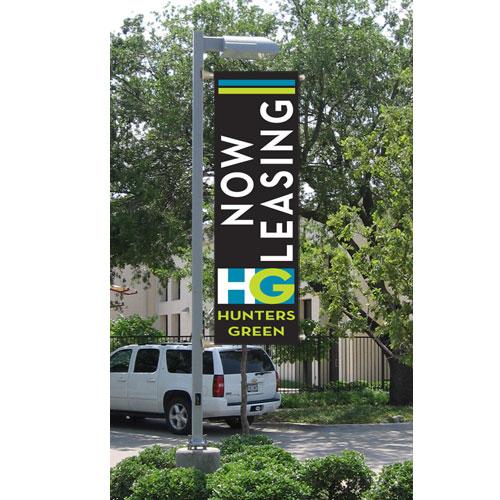 Large Custom Boulevard Banner