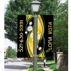 Promenade Boulevard Banners