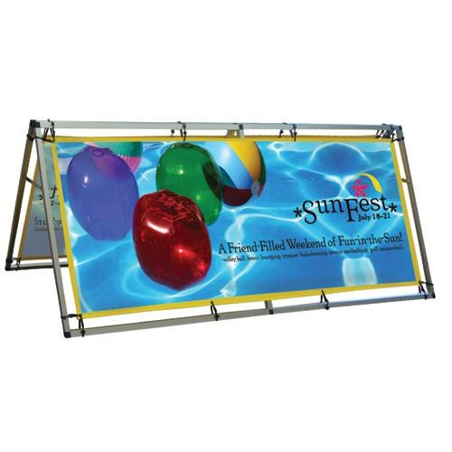 Outdoor Banner A-Frame