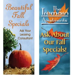 Fall Display Banners
