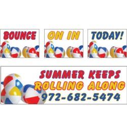 Beach Ball Campaign