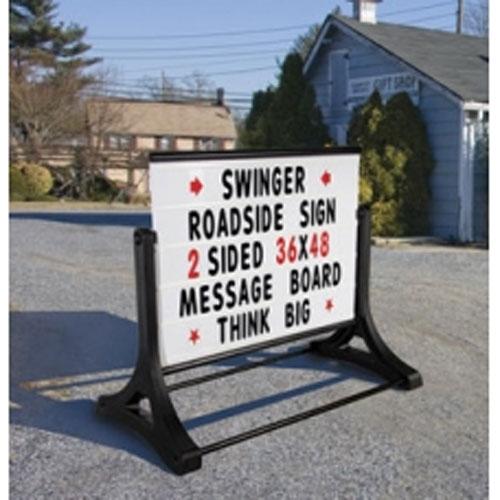 Roadside Message Board