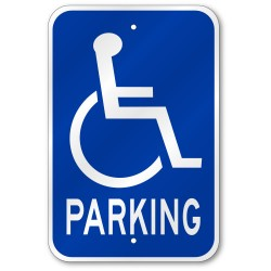 Standard Handicap Signs
