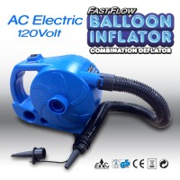 Fast Flow Inflator