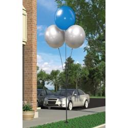 Bobber Three Balloon Cluster Kit