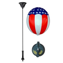 Balloon Bobber  Suction Cup Kit
