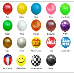 Balloon Bobber Parts & Accessories