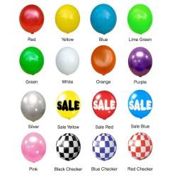 Printed Balloon Bobber Enhanced