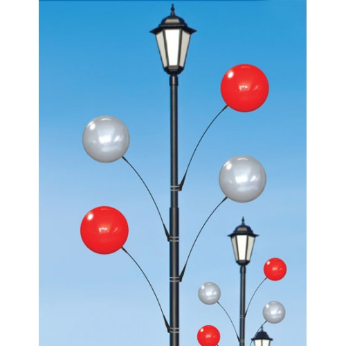 DuraBalloon Single Light Pole Kit