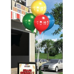 Vertical Bracket Deluxe Balloon Bouquet Kit