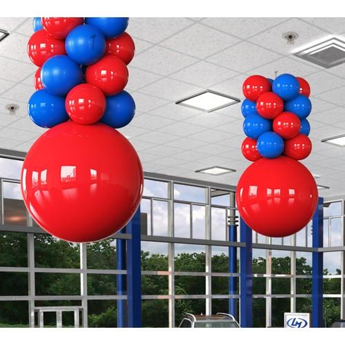 Balloon Ceiling Column Kit