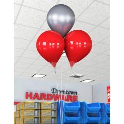 Indoor No Helium Balloons