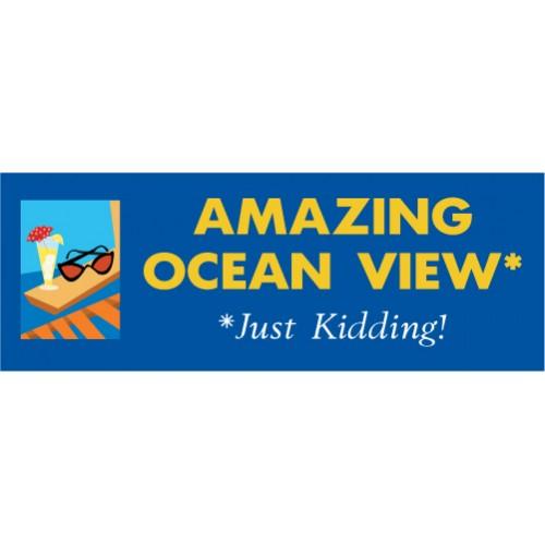 Amazing Ocean View Banner