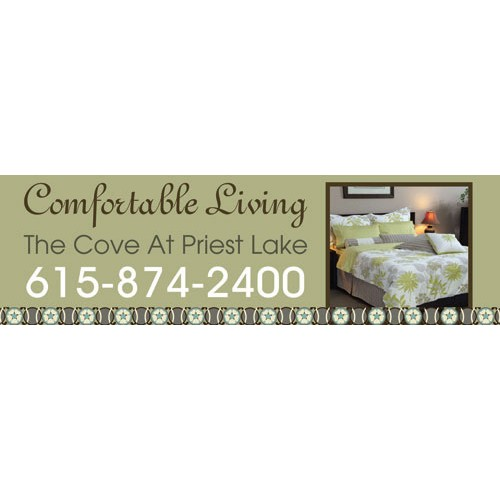 Comfortable Living Banner