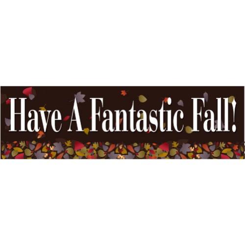 Fantastic Fall Banner