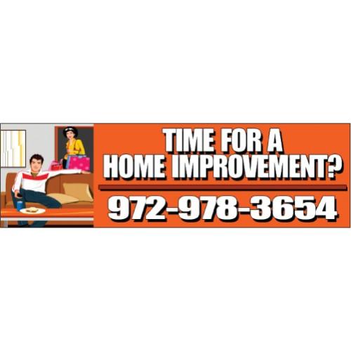 Home Improvement Banner