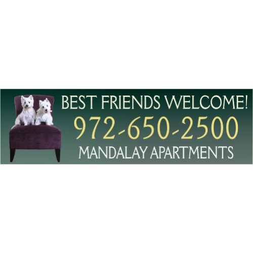 Best Friends Welcome Banner