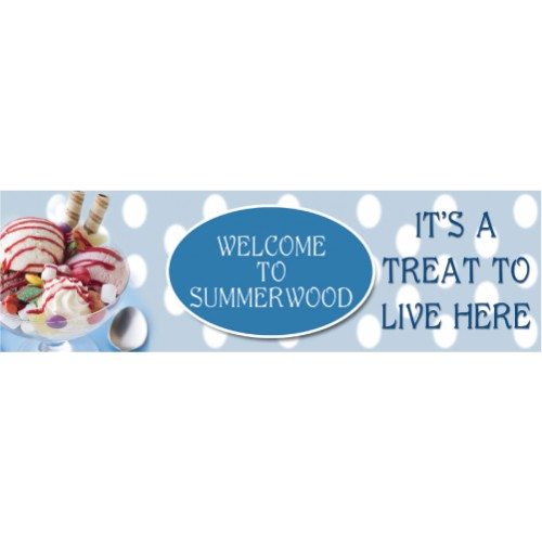 Its A Treat Banner