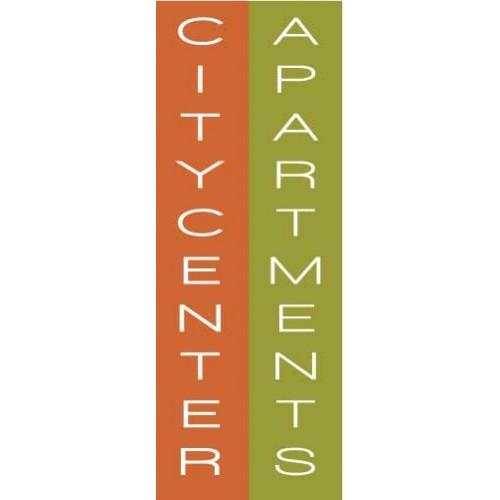 Urbanista Terra Cotta/Olive Promenade Banner