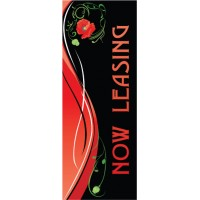 Windsong Red Right Banner