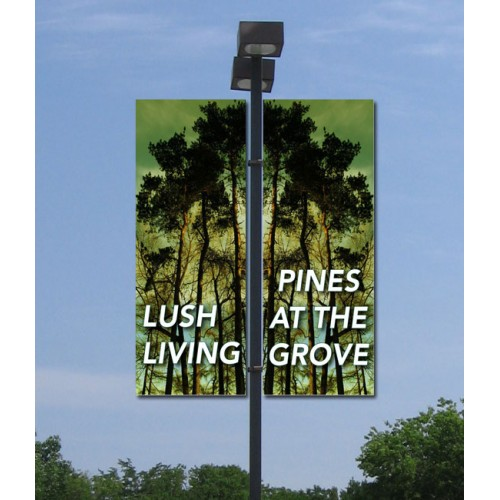 Custom Promenade Boulevard Banner