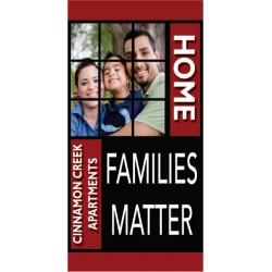 HomeLife Families Matter Banner