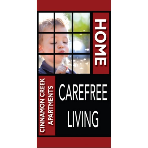 HomeLife Carefree Living Banner