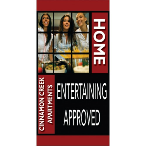 HomeLife Entertaining Banner