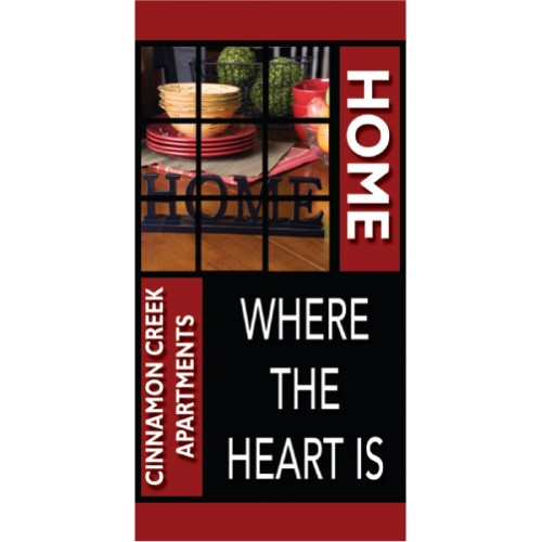 HomeLife Heart Banner