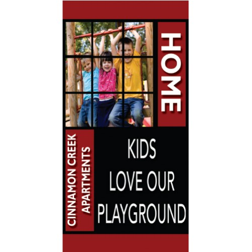 HomeLife Playground Banner