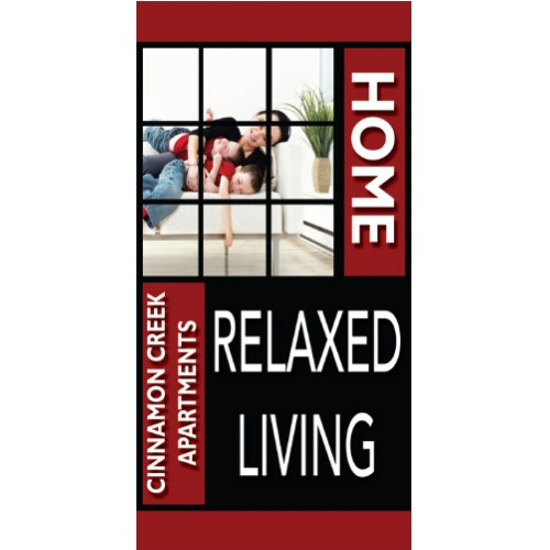 HomeLife Relaxed Living Banner