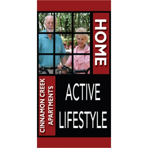 HomeLife Active Banner