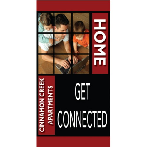 HomeLife Connected Banner