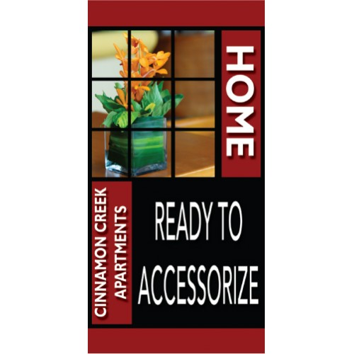 HomeLife Accessory Banner