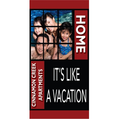 HomeLife Vacation Banner
