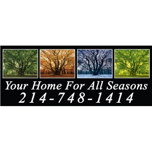 Four Seasons Banner