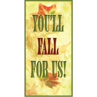 Autumn Color Boulevard Banner