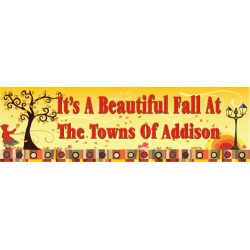 Beautiful Fall Banner