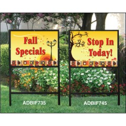 Beautiful Fall Tree Sign