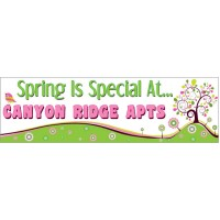 Beautiful Spring  Banner