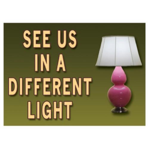 Decor Light Sign