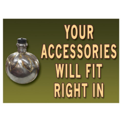 Decor Accessories Sign