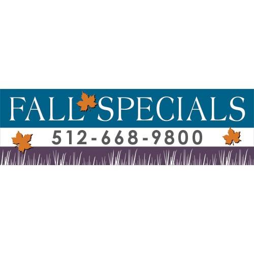 Fall Flutter Banner