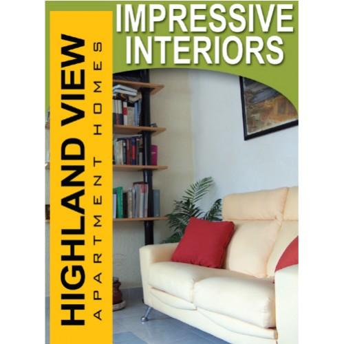 Lifestyle Impressive Interior Sign