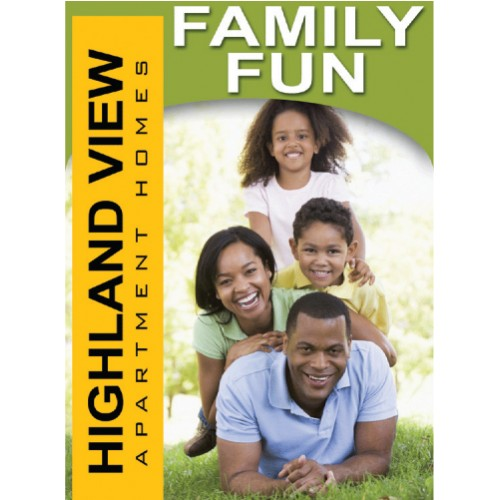 Lifestyle Family Fun Sign