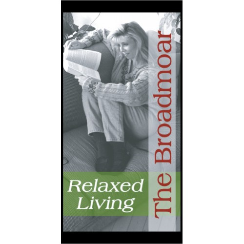 People Relaxed Living Boulevard Banner
