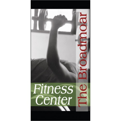 People Fitness Center Boulevard Banner